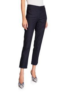 NYDJ Alina Pull-On Ankle Jeans