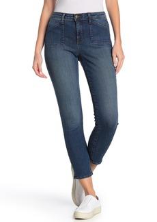 NYDJ Alina Skinny Cropped Jeans