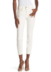 NYDJ Ami Cuffed High Waisted Skinny Jeans