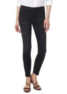 NYDJ Ami Studded Skinny Jeans