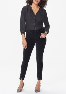 NYDJ Ami Velveteen Skiint Jeans (Petite)