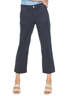 NYDJ Ankle Straight Leg Chino Pants