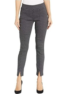 NYDJ Basic Legging Pants with Front Slit