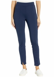 NYDJ Basic Leggings with Front Slit in Evening Tide