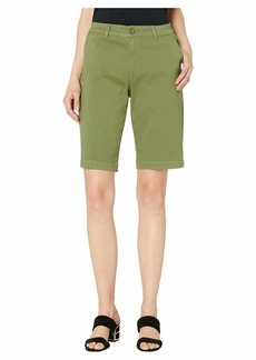 NYDJ Bermuda Shorts in Olivine