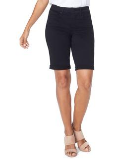 NYDJ Briella Roll Cuff Bermuda Shorts (Regular & Petite)