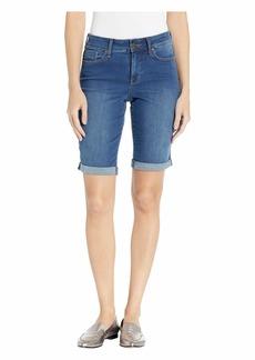 NYDJ Briella Roll Cuff Shorts in Cooper