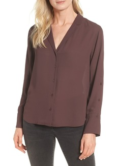 NYDJ Button Detail Shirt