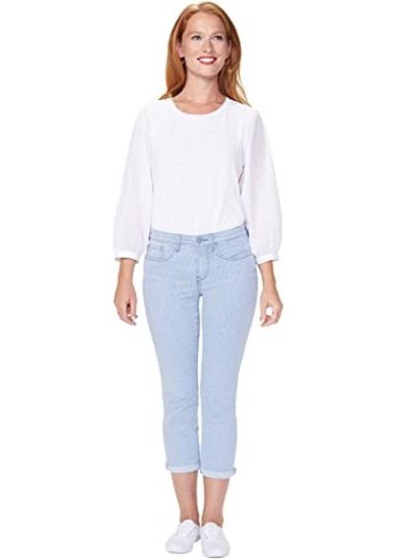 NYDJ Chloe Capri Jeans in Trella