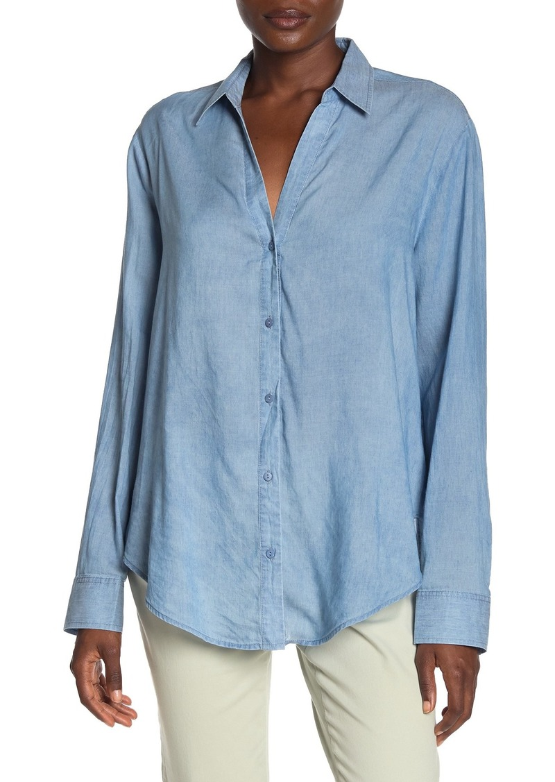 NYDJ Classic Chambray Shirt