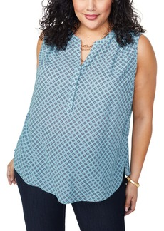 Curves 360 by NYDJ Perfect Sleeveless Top