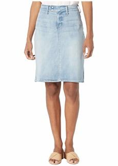 NYDJ Denim Skirt in Biscayne