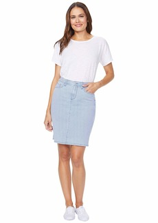 NYDJ Denim Skirt in Trella