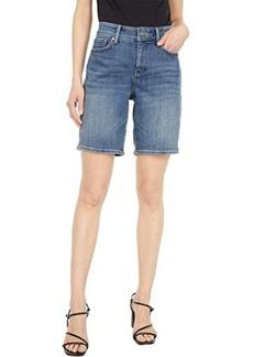 NYDJ Ella Denim Shorts in Seline