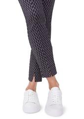 NYDJ Front Slit Geo Pattern Leggings