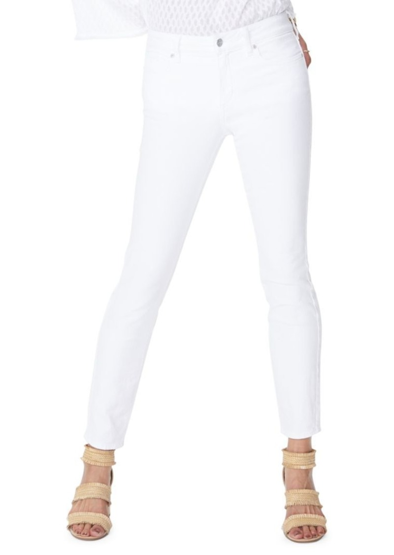 NYDJ High-Rise Ankle Jeans