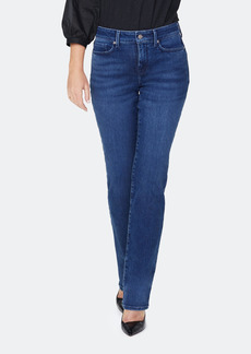 NYDJ Marilyn High Rise Straight Jeans - 4 - Also in: 18, 00, 2, 12, 6, 16, 14, 8, 10, 0