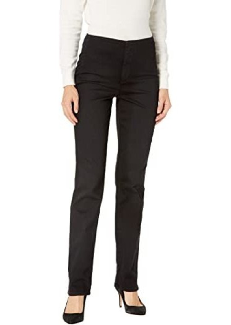 NYDJ Marilyn Straight Forever Slimming Jeans in Tambor