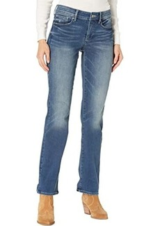 NYDJ Marilyn Straight Jeans in Enchantment