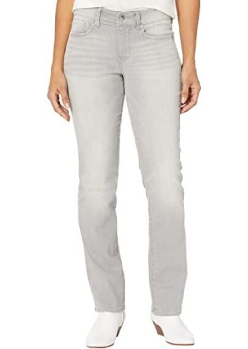 NYDJ Marilyn Straight Jeans in Grace