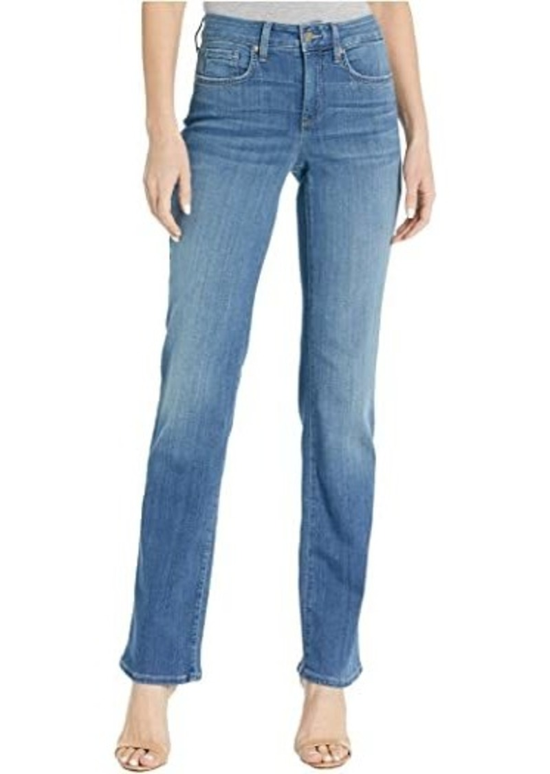 NYDJ Marilyn Straight Jeans in Hobie