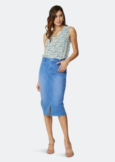 NYDJ Midi Skirt - Edgewater - 8 - Also in: 12, 16, 4, 00, 2, 14, 10, 6
