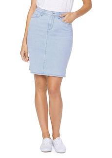 NYDJ 5-Pocket Jean Skirt in Trella