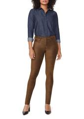 NYDJ Alina Coated Legging Jeans