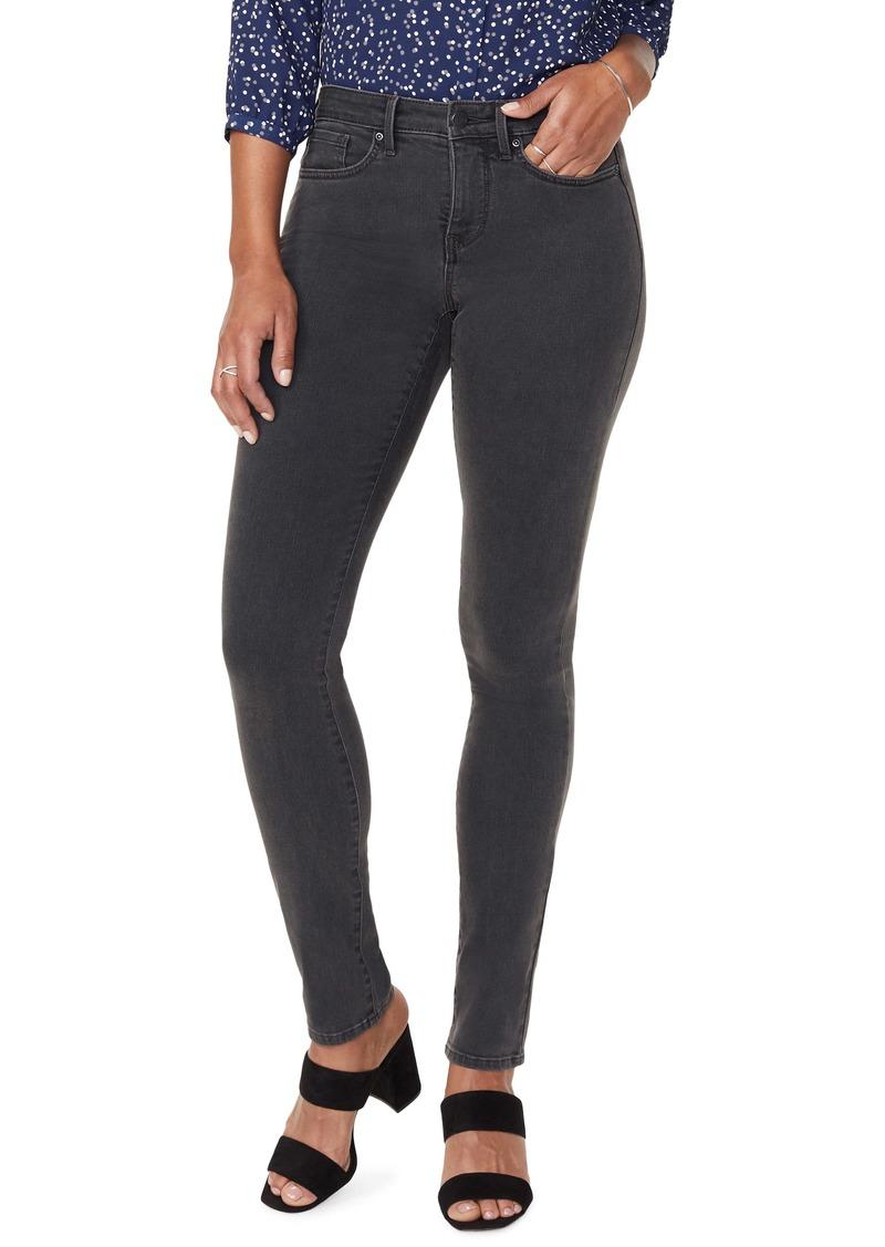 NYDJ Alina Stretch Skinny Jeans (Folsom)