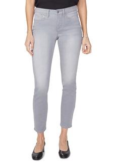 NYDJ Alina Stretch Skinny Jeans (Shale)