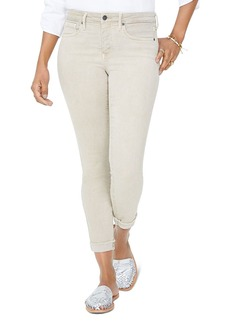 NYDJ Ami Ankle Skinny Jeans in Feather