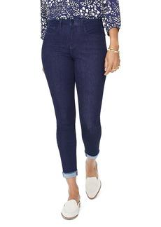 NYDJ Ami Ankle Skinny Jeans in Rinse