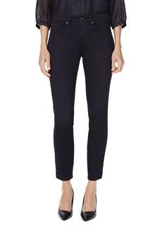 NYDJ Ami Embroidered Skinny Jeans in Dawner