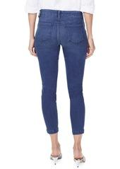 NYDJ Ami High Waist Side Seam Crop Skinny Jeans (Clean Nevin)