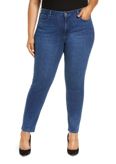 NYDJ Ami High Waist Skinny Jeans (Clean Cabrillo) (Plus Size)