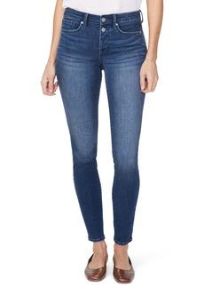 NYDJ Ami Mock Button Fly Skinny Jeans