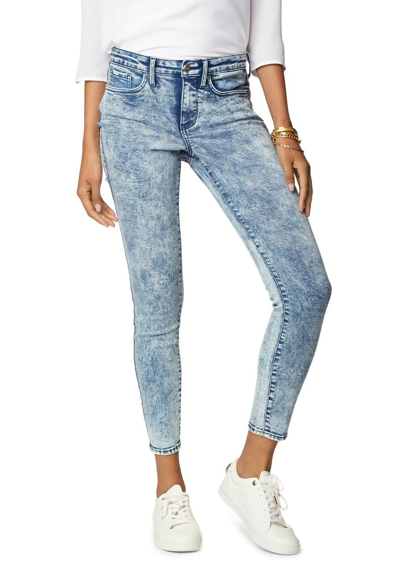 NYDJ Ami Skinny Ankle Jeans in Caladesi Calad