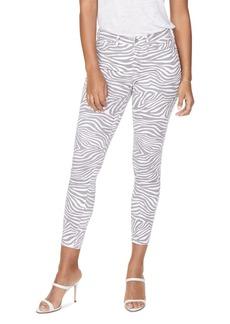 NYDJ Ami Skinny Jeans in Kenya Zebra