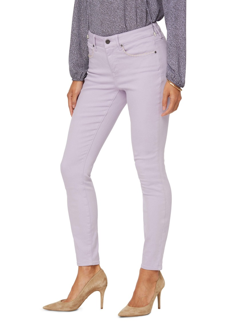NYDJ Ami Stitch Pocket Ankle Skinny Jeans (Lady Like)