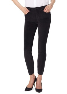 NYDJ Ami Stretch Velvet Skinny Pants