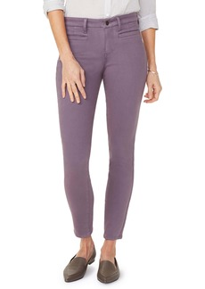 NYDJ Ami Welt Pocket Colored Skinny Jeans