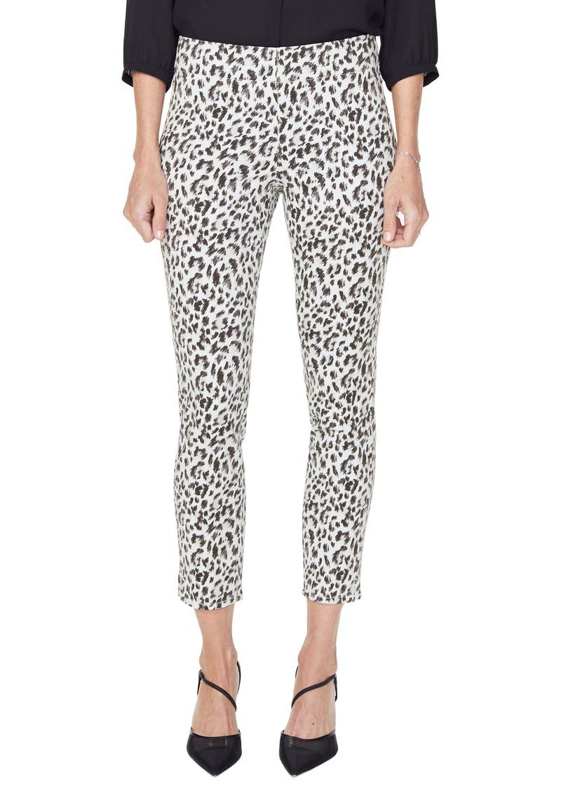NYDJ Ankle Slit Skinny Jeans (Canyon Cat Vanilla)