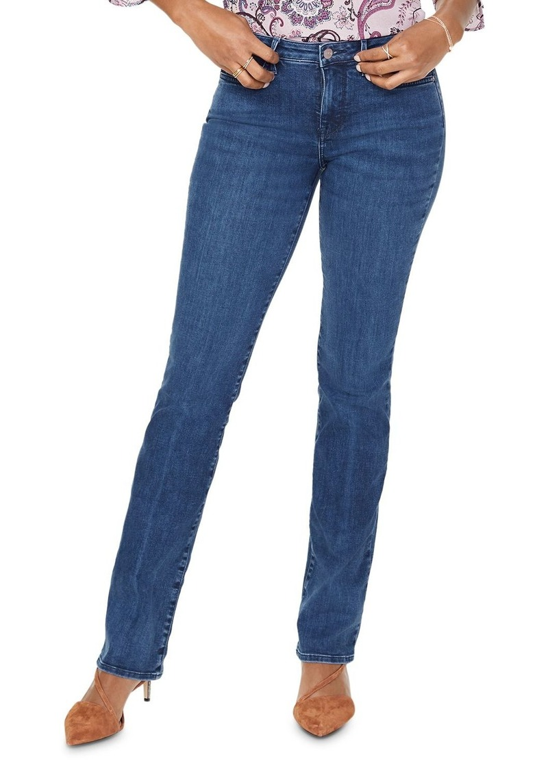 NYDJ Barbara Bootcut Jeans in Habana