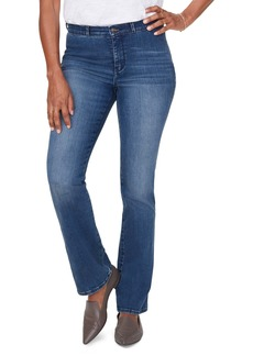 NYDJ Barbara Contour Bootcut Jeans (Meloy)