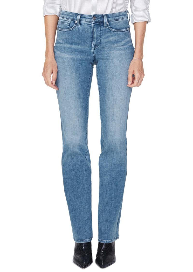 NYDJ Barbara High Waist Bootcut Jeans