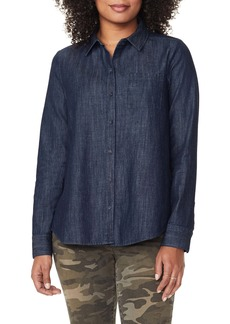 NYDJ City Chambray Shirt