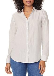 NYDJ Classic Button-Down Shirt