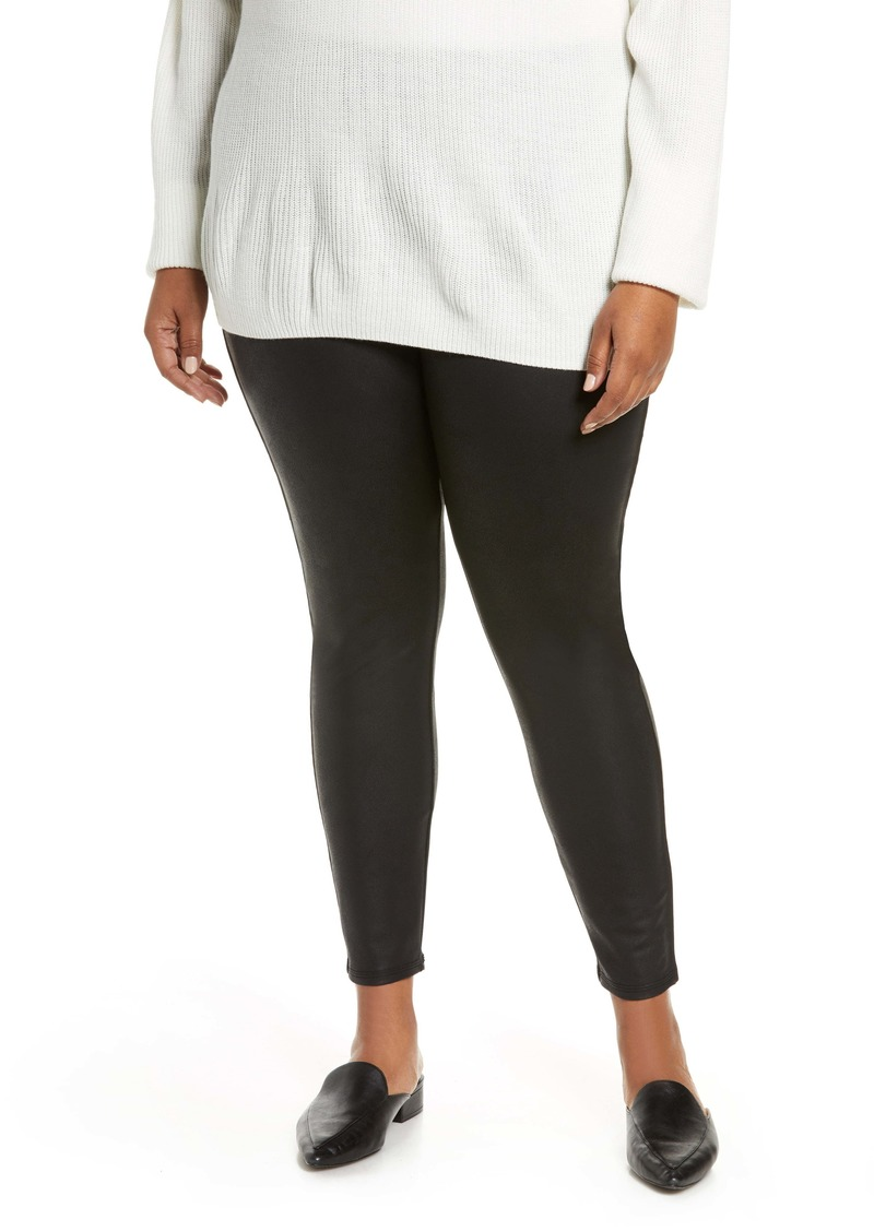 NYDJ Coated Leggings (Plus Size)