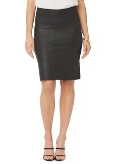 NYDJ Sculpt-Her™ Coated Pencil Skirt