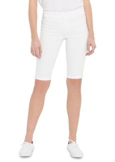 NYDJ Cuffed Bermuda Shorts